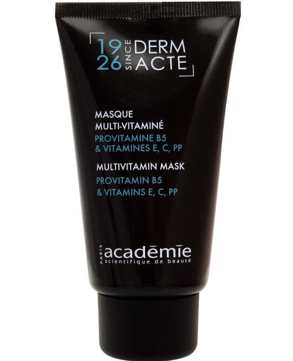 Academie - Multivitamin Mask Masque multi-vitamine provitamine B5 & vitamines E,C,PP 50ml