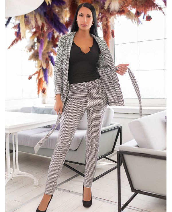 Kristina Great (van gils) - Trouser suit female classical 880