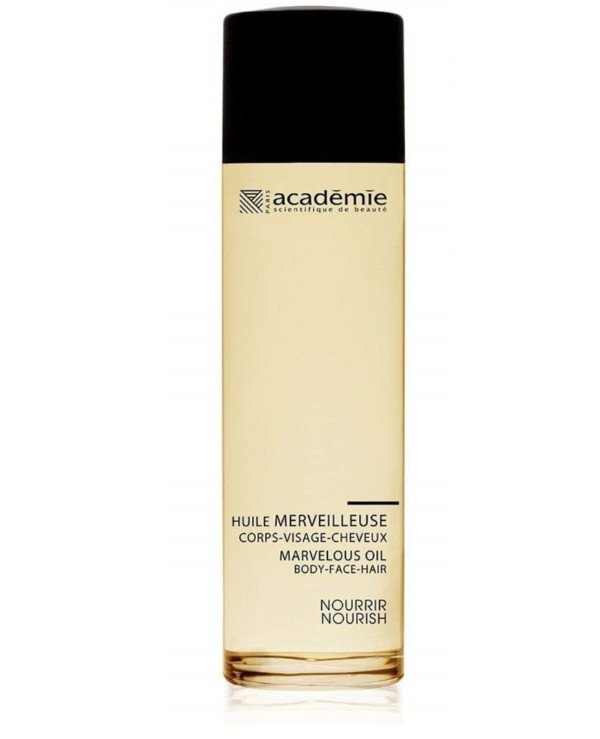 Academie - Silk oil for face, body and hair Marvelous Oil