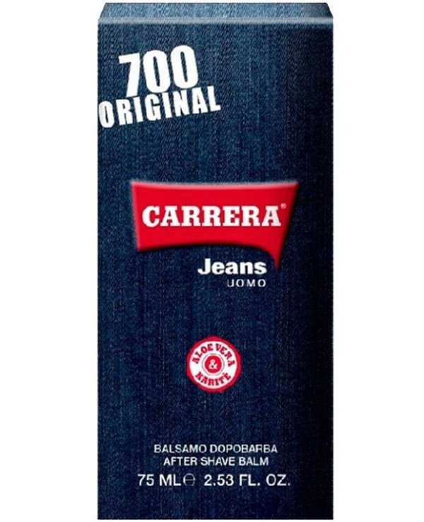 Carrera Jeans Parfums - Perfumed After Shave Balm 700 Original Uomo After Shave Balm 75ml
