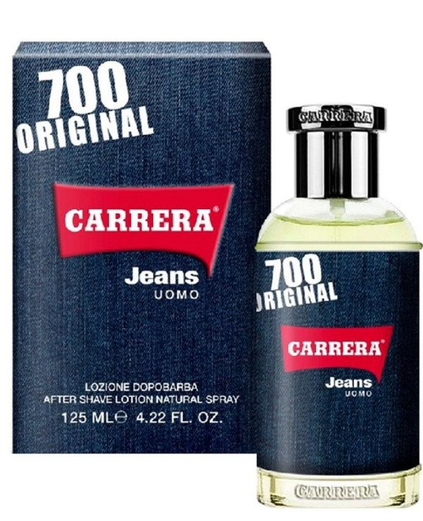 Carrera Jeans Parfums - Perfumed After Shave Lotion 700 Original Uomo Lotion Natural Spray