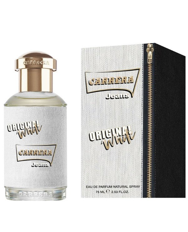 Carrera Jeans Parfums - Парфюмерная вода-спрей Original White Parfum Nature Spray 75мл
