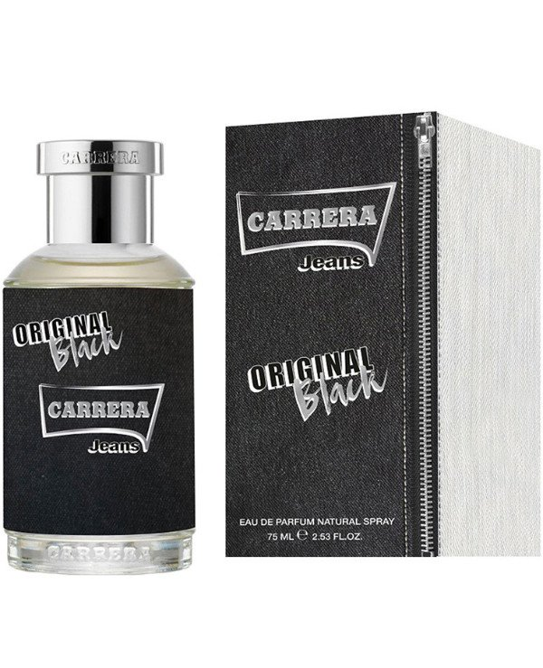 Carrera Jeans Parfums Парфюмерная вода-спрей | Carrera Jeans Original Black Parfum Nature Spray цена, фото, купить