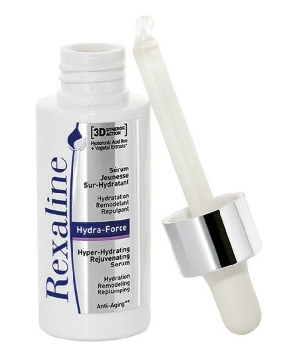 Rexaline - Serum for intensive hydration of the skin Hydra-Force  back