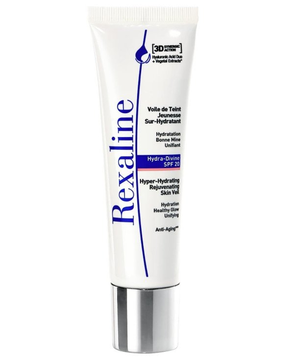 Rexaline - Miracle veil for intensive hydration of the face Hydra-Divine SPF20