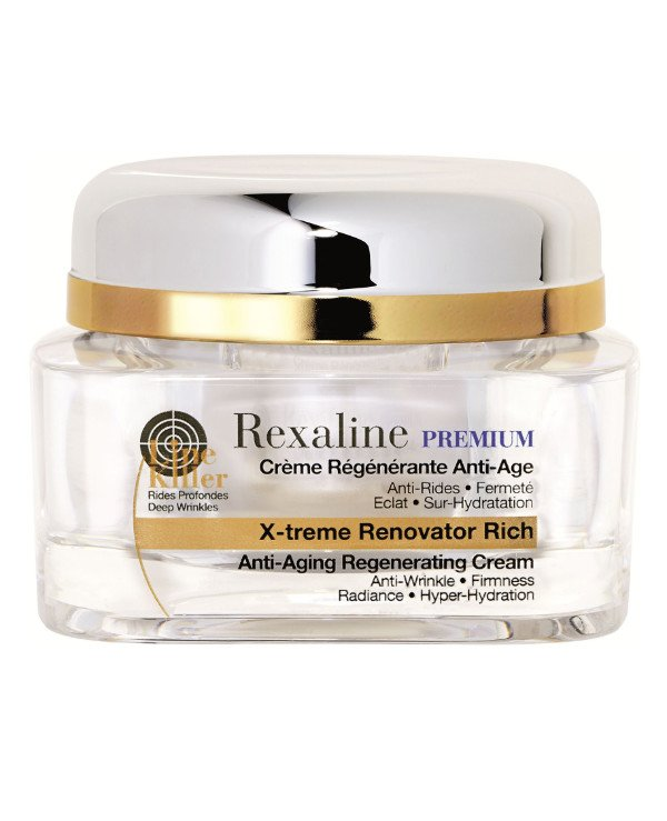 Rexaline - Anti-aging cream for very dry and weakened skin X-treme Renovator Rich