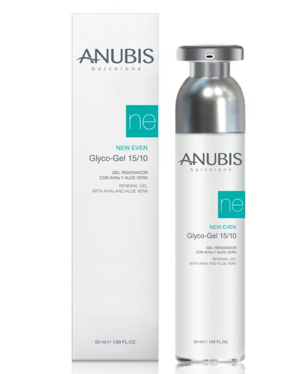 Anubis Barcelona - Glyco Gel 15/10 New Even Glyco Gel 50ml