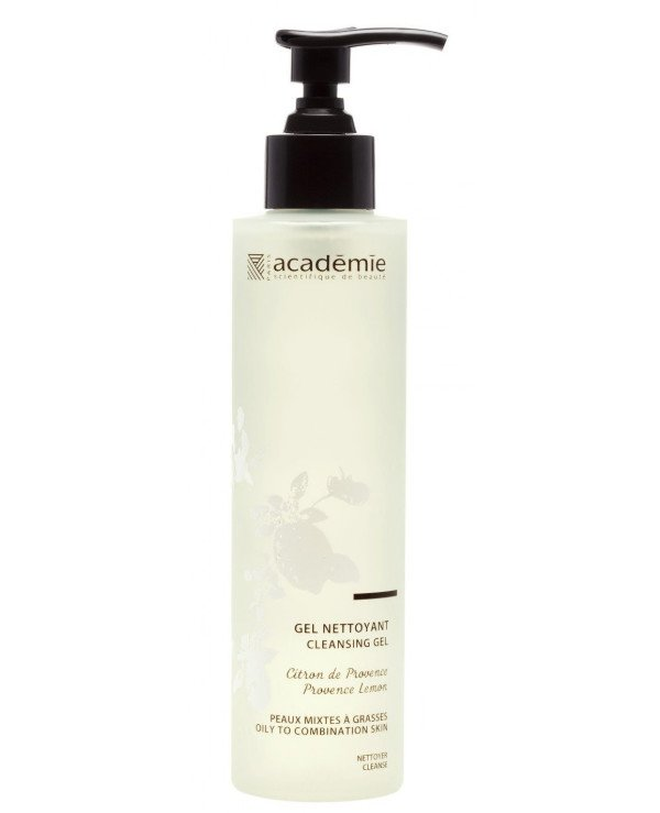 Academie - Gel for washing Provencal lemon Gel nettoyant 200ml