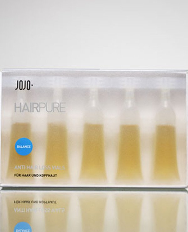 JOJO - Serum against hair loss in ampoules Anti Hair Loss Vials