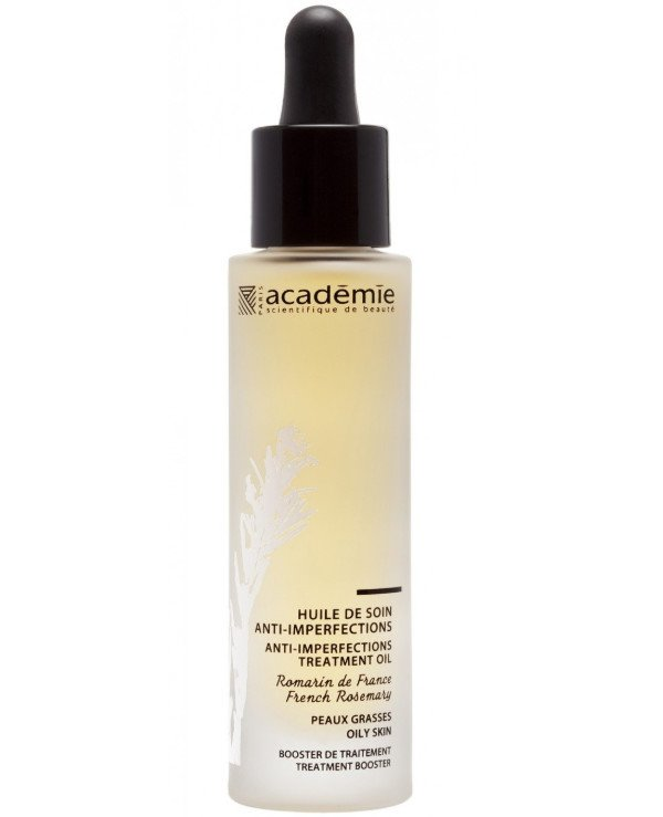 Academie - Oil-care for problematic skin French rosemary Huile de soin anti-imperfections