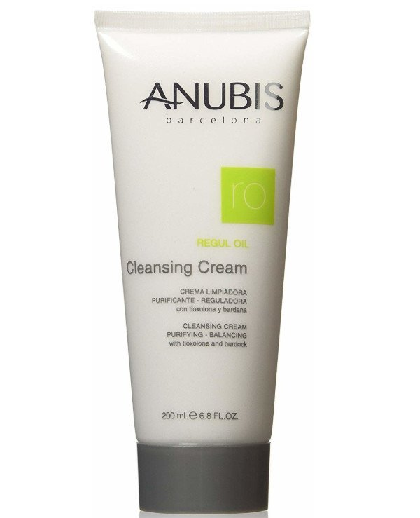 Anubis Barcelona - Cleansing cream soap for oily, problem skin Regul Oil Cleansing Cream