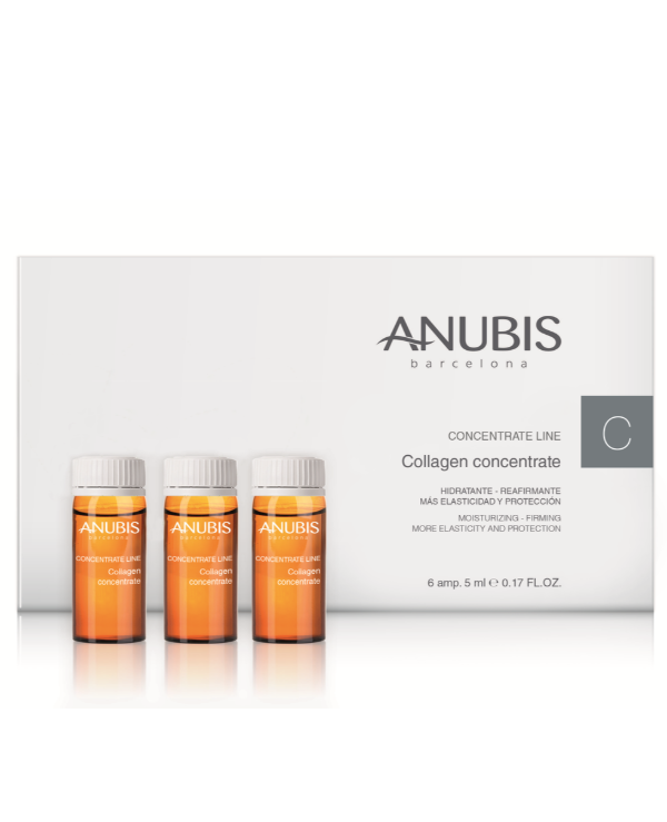Anubis Barcelona - Moisturizing and firming concentrate Collagen Concentrate