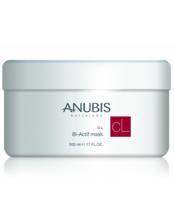 Anubis Barcelona - Double action anti-cellulite gel mask Anti-Cellulite Bi-Actif Mask