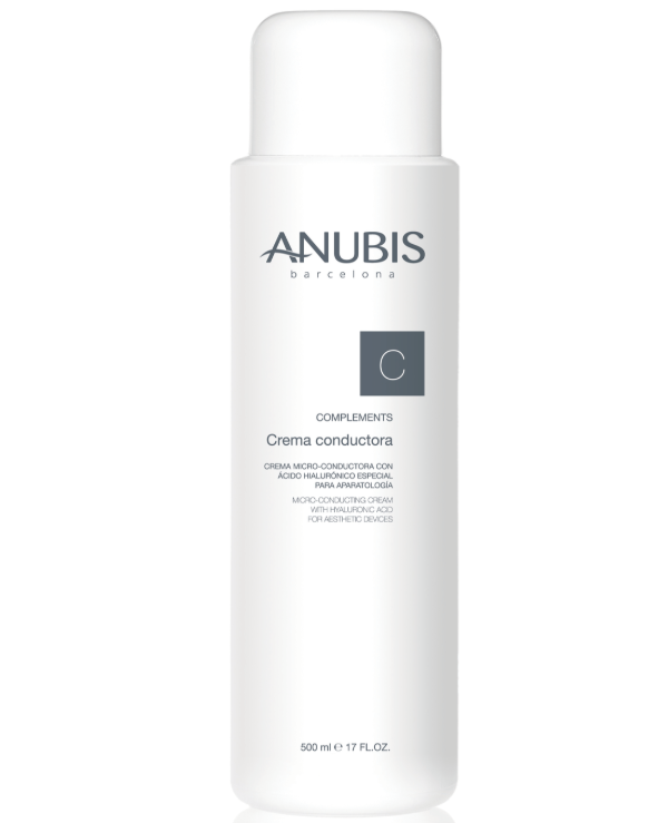 Anubis Barcelona - Conductive cream with hyaluronic acid for devices Conductive Cream