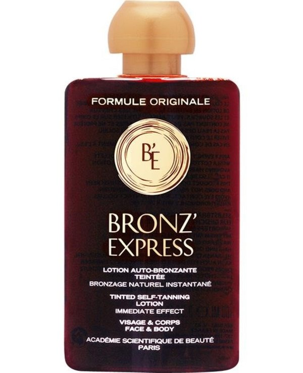 Academie - Tanning lotion for face and body Lotion Bronze Express Teintee
