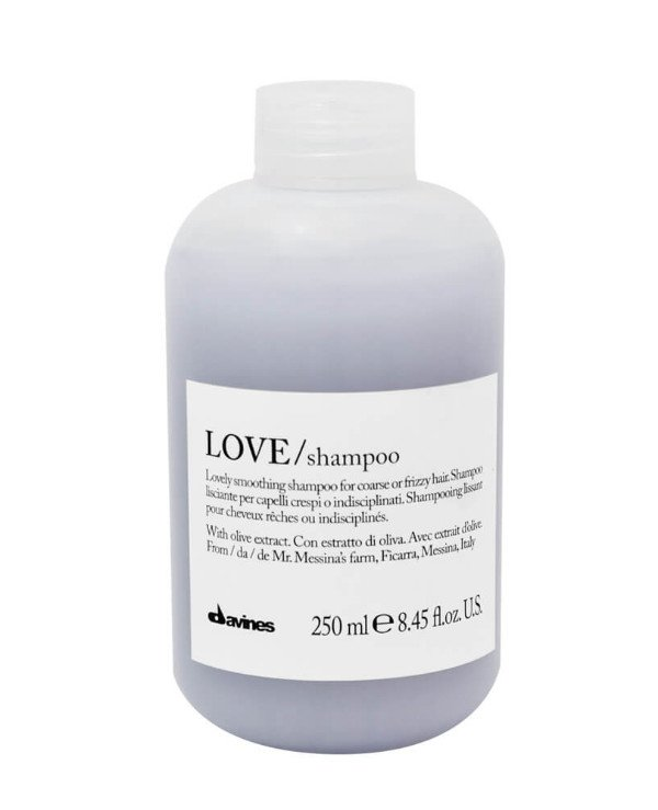 Davines - Shampoo for smoothing curls Love Smoothing Shampoo