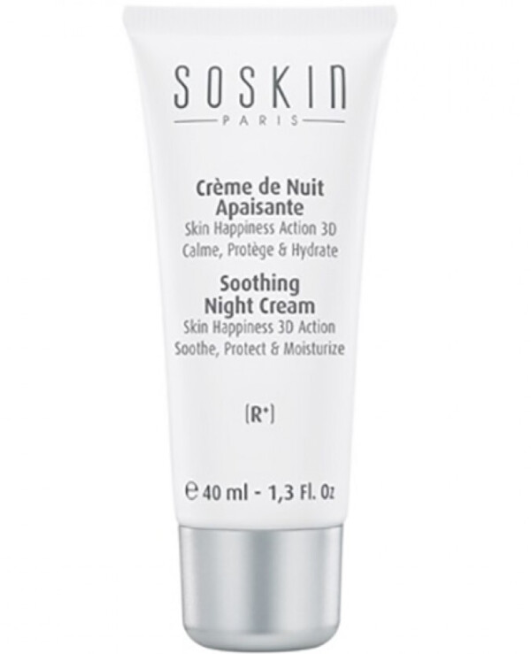 Soskin Sensitive skin night cream | 1