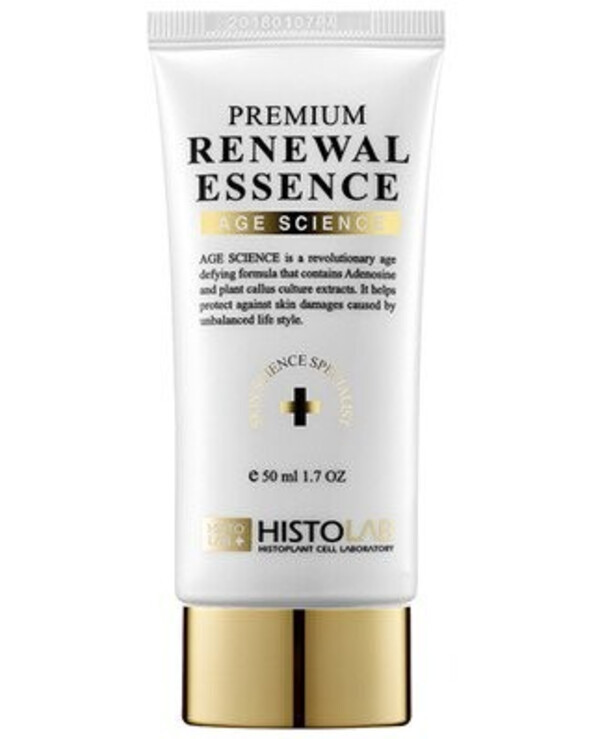 Histolab - Restoring essence with a peptide complex Premium Renewal Essence