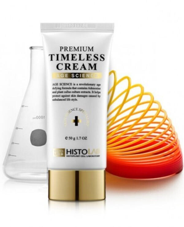 Histolab - Anti-aging cream with a peptide complex Premium Timeless Cream