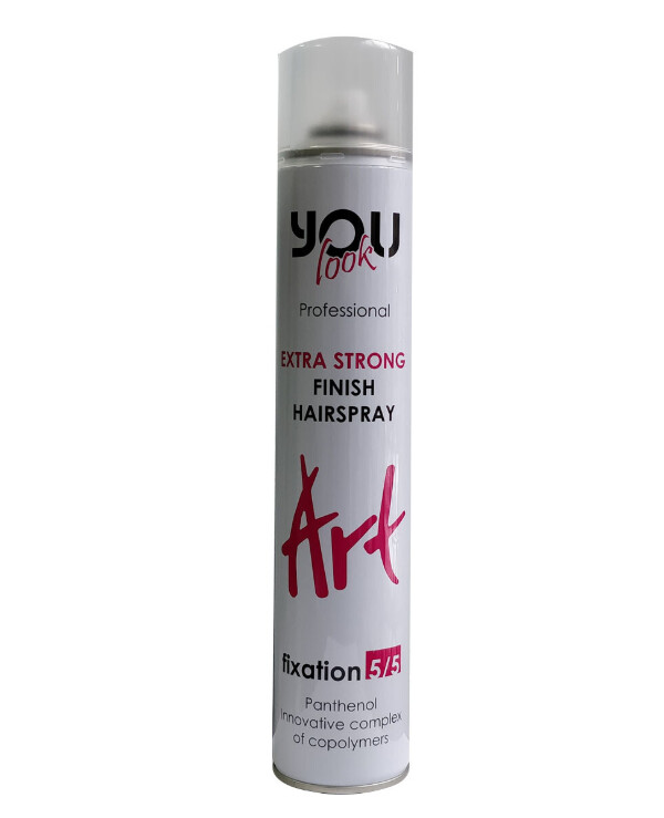 You Look - Extra fixation varnish Art Extra Strong Finish Hairspray
