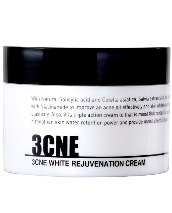 Genesis - Skin Cream Prone To Rashes 3cne White Rejuvenation Cream