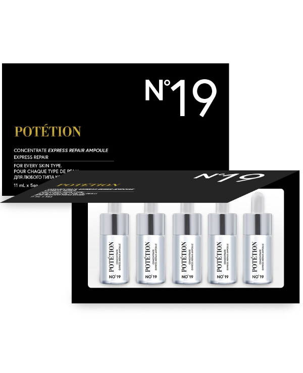 Potetion - Ampoule Regenerating Concentrate Concentrate Express Repair Ampoule 11ml * 5pcs