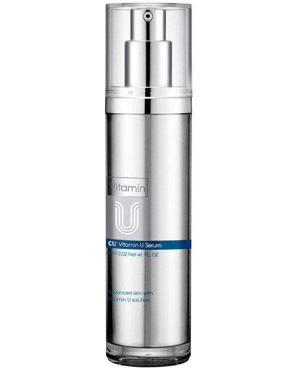CU Skin - Anti-Aging Serum with Vitamin U and Peptides Vitamin U Serum 60ml