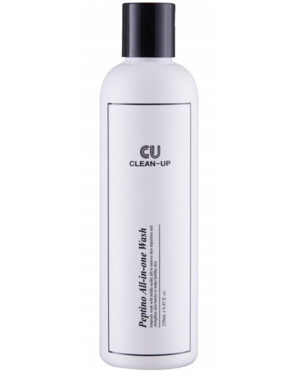 CU Skin - Universal peptide cleansing body gel Clean-Up Peptino All-In-One Wash