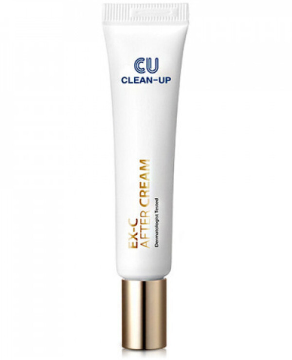 CU Skin - Cream for hypersensitive skin Clean-Up EX-C After Cream 15ml