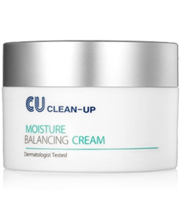 CU Skin - Ultra Moisturizer Cuskin Clean-Up Moisture Balancing Cream 50ml