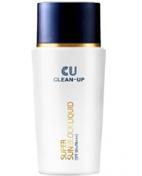 CU Skin - Sunscreen emulsion Clean-Up Super Sunscreen SPF 50+ PA+++ 50ml