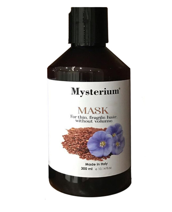 Mysterium - Mask for thin, brittle hair, without volume Mask for thin, fragile hair, without volume 300ml