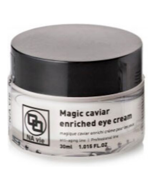 NAvie - Magic eye cream enriched with caviar Magic caviar enriched eye cream