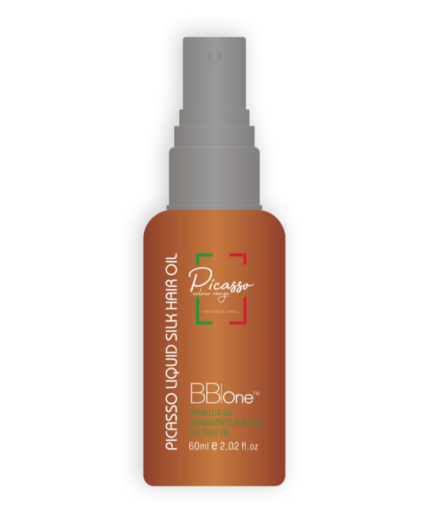 BBOne - Hair oil Picasso Home  Liquid Silk Hair Oil
