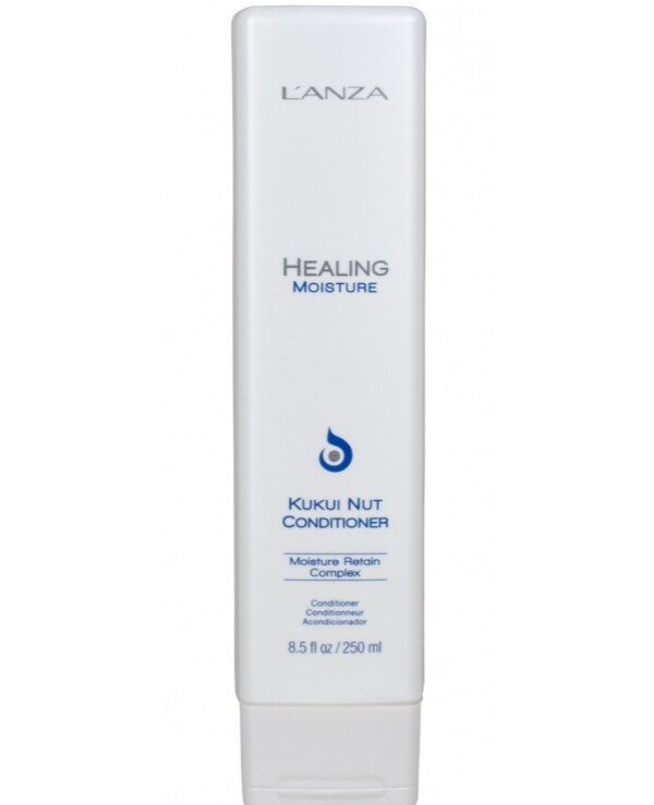 L'anza Lanza - Moisturizing Conditioner with Kukui Nut Oil Healing Moisture Kukui Nut Conditioner
