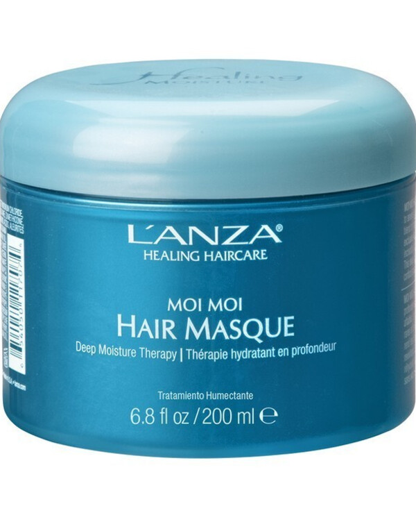 L'anza Lanza - Mask for deep hydration Healing Moisture Moi Moi Hair Masque