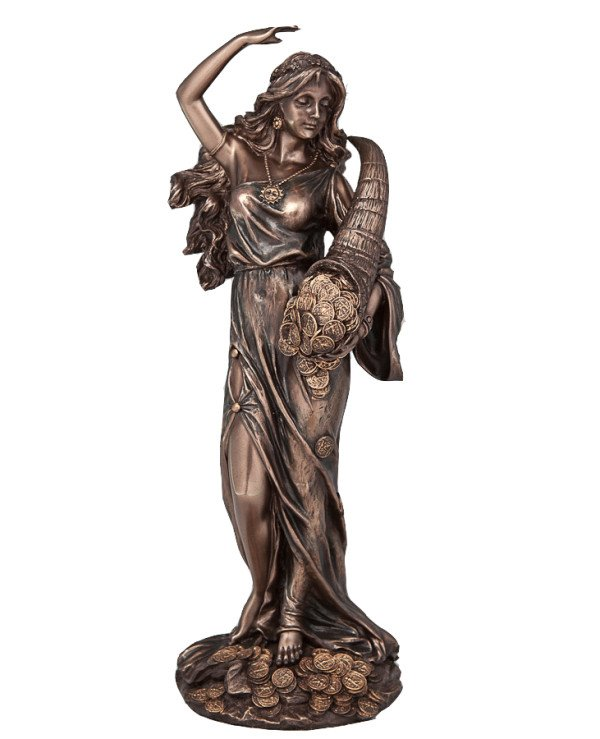 "Veronese Figurine ""Fortune"" (27 cm) 