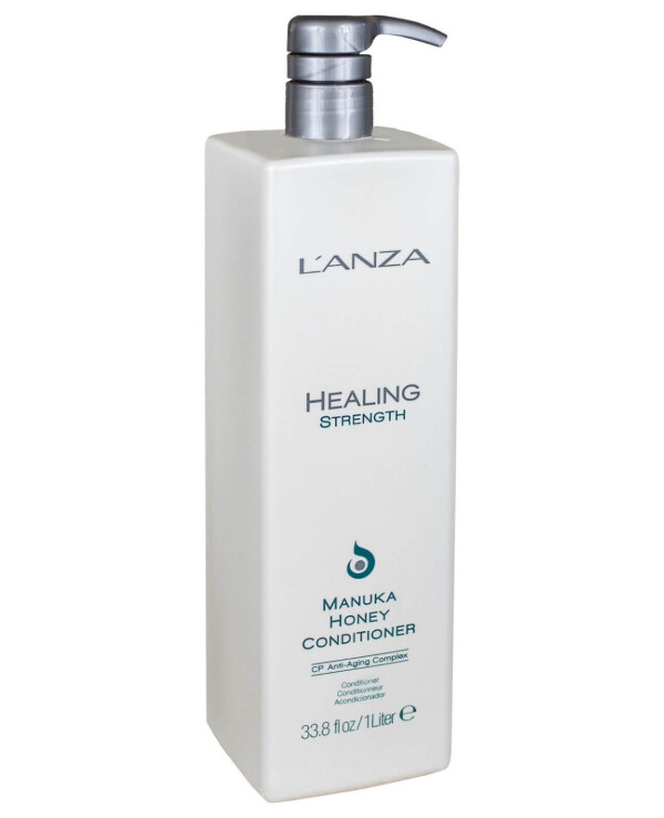 L'anza Lanza - Firming conditioner Healing Strength Manuka Honey Conditioner