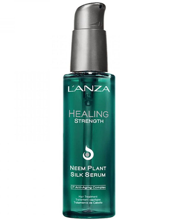 L'anza Lanza - Treatment serum against a section of hair Healing Strength Neem Plant Silk Serum 100ml