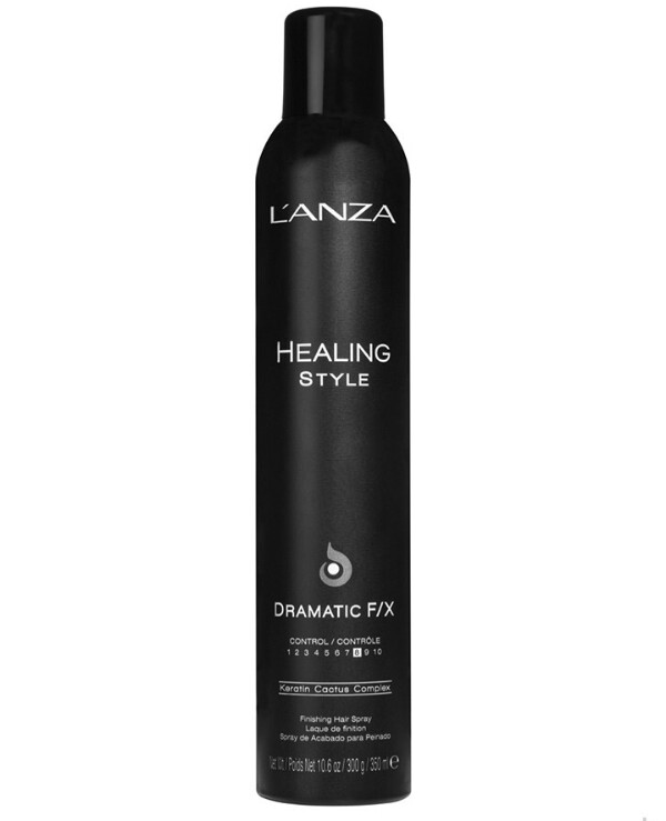 L'anza Lanza - Strong hold varnish Healing Style Dramatic FX 350ml