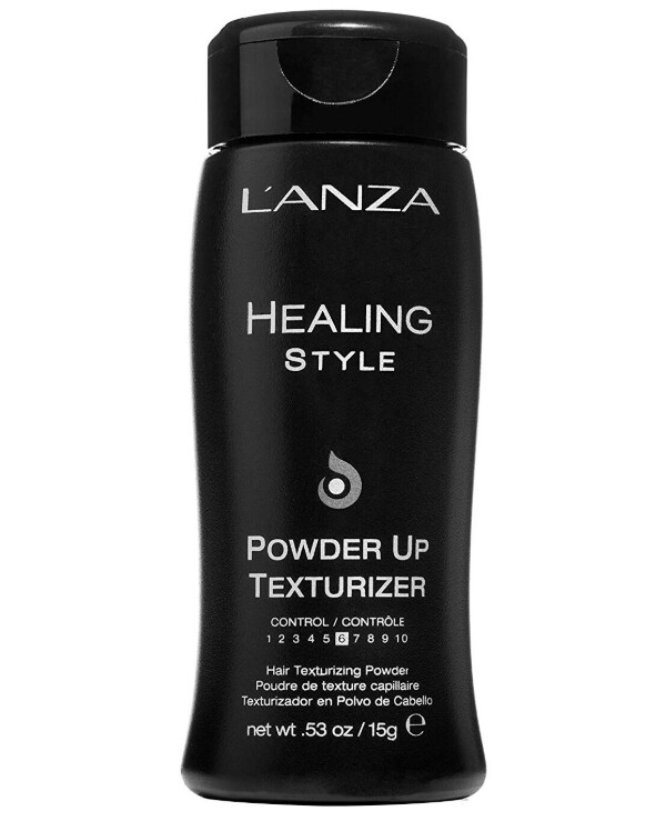 L'anza Lanza - No-root powder for root volume Healing Style Powder Up Texturizer 15 g