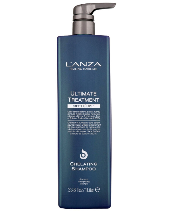 L'anza Lanza - Cleansing Shampoo Ultimate Treatment Chelating Shampoo 1000ml