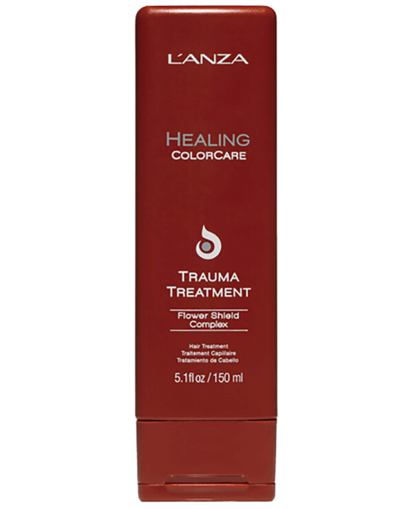 L'anza Lanza - Mask for damaged and dyed hair Healing ColorCare Trauma Treatment 150ml