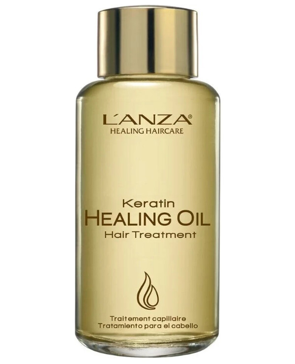 L'anza Lanza - Keratin hair elixir Keratin Healing Oil Hair Treatment 50ml