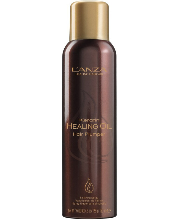 L'anza Lanza - Увеличивающий объем спрей Keratin Healing Oil Plumper Finishing Spray 150мл