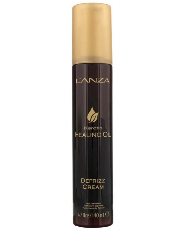 L'anza Lanza - Keratin Elixir Smoothing Hair Cream Keratin Healing Oil Cream Defrizz