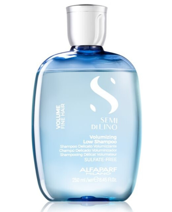 Alfaparf Milano - Shampoo for hair volume Semi di Lino Volumizing Low Shampoo