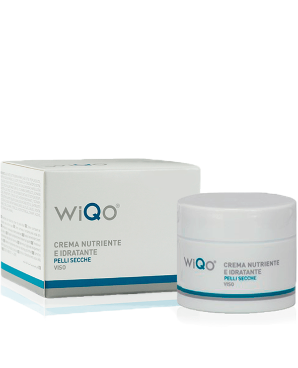 Wiqo - Cream for dry and very dry skin Nourishing And Moisturizing Cream Dry Skins Face 50ml