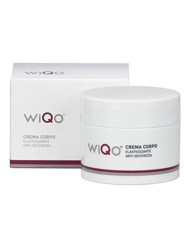 Wiqo - Firming body cream Elasticizing Anti-Drying Body Cream 200ml