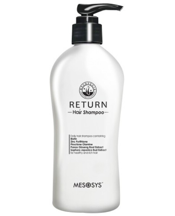 Mesosys - Hair growth shampoo Return Hair Shampoo